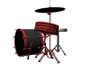 drumset drum max