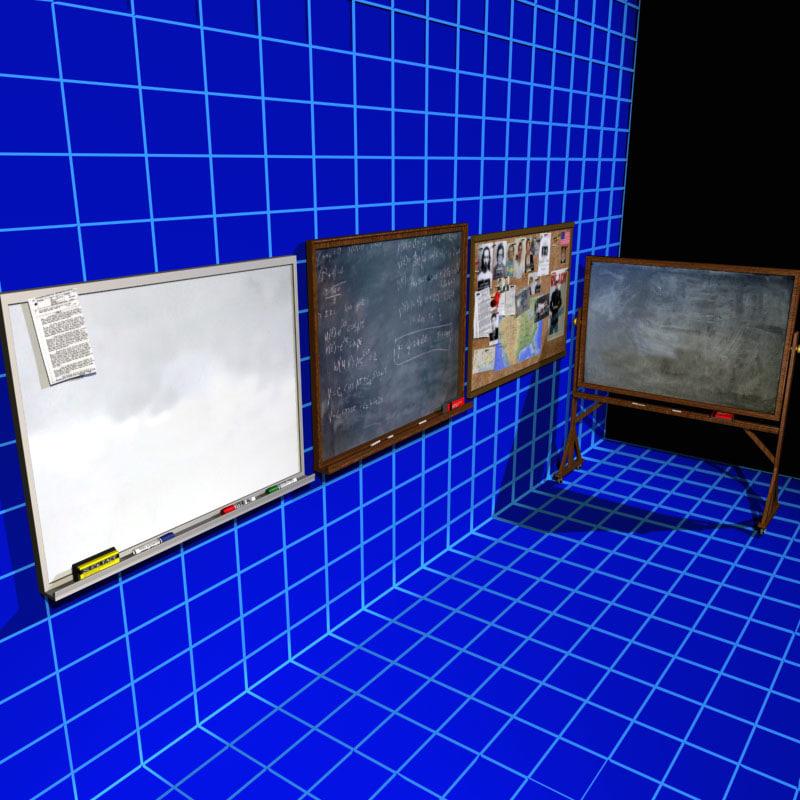 3d dry board instructional 01 model