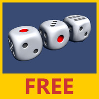 rounded dice max