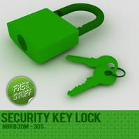 key lock 3ds free