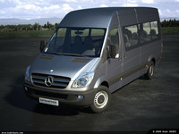 max mercedes new sprinter