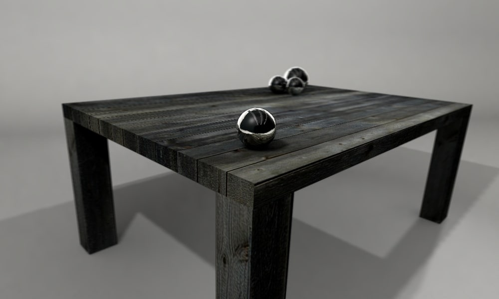 wooden table wood 3d max