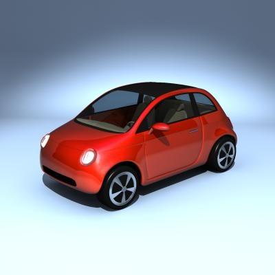 max red generic car