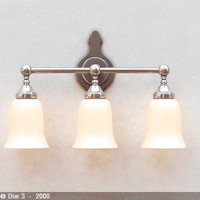 3ds lamp sconce