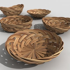 3ds max basket