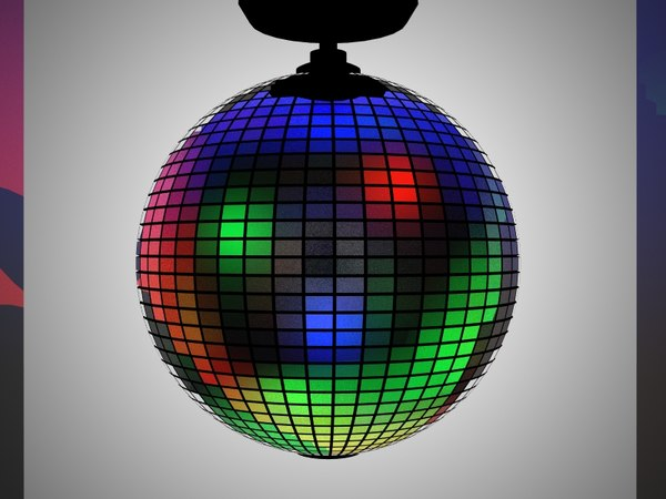 lwo disco ball