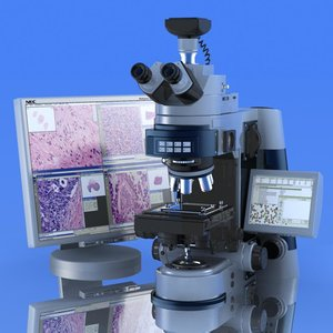 microscope axioimager z1m 3d 3ds