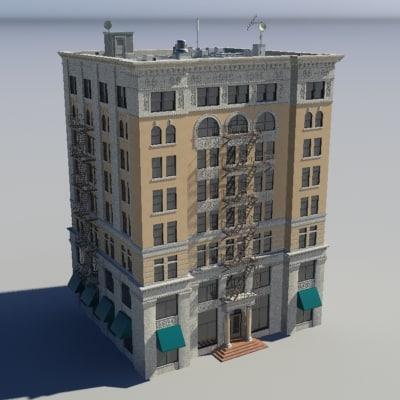 Max City Building 6