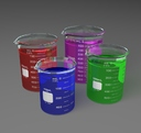 LabGlassware - Beakers 400mL 600mL 800mL and 1000mL