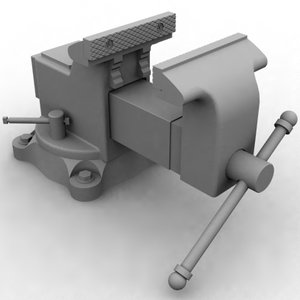 3ds bench vise