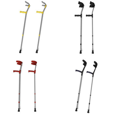 3d crutches
