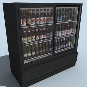 maya beer fridge