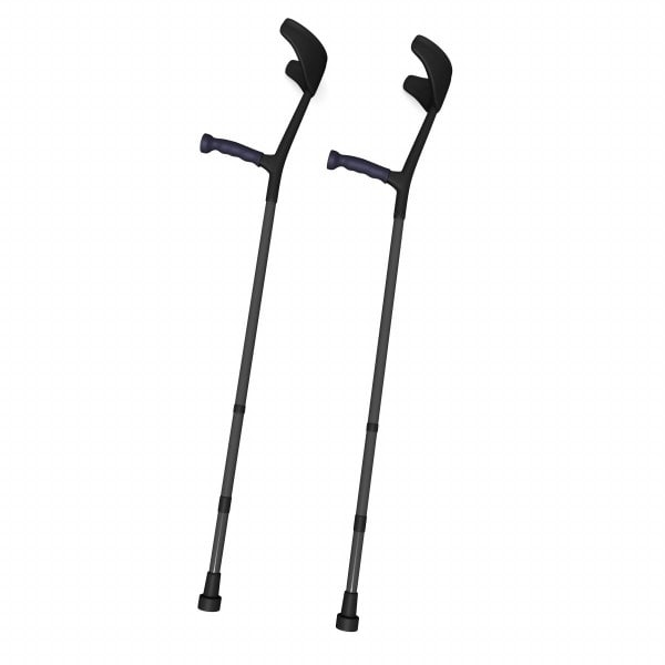 crutches 3d 3ds