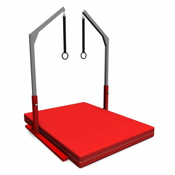 3ds gym equipment