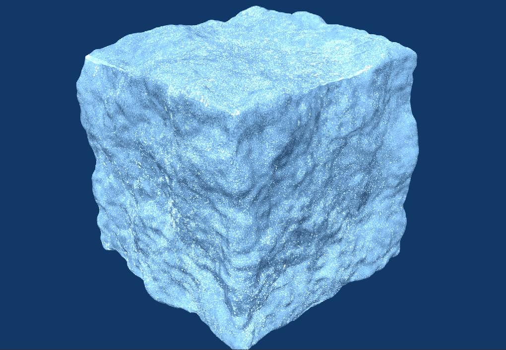 free blend model icecube