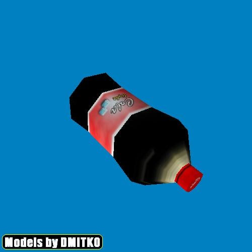 maya cola bottle