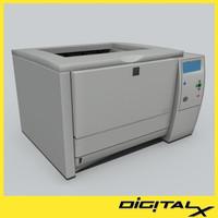 3d model laser printer