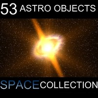 53 Objects Cosmos Pack