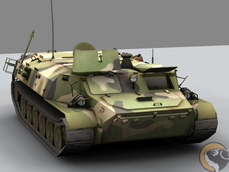 max mtlb tank
