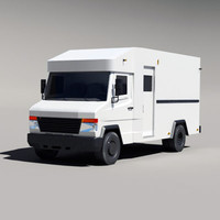 armored truck max