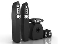 speaker set 3ds