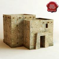 3d arab house v3