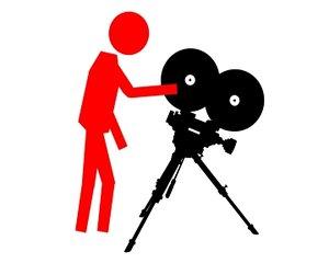 3d stickman camera