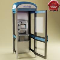Marconi Neptune 800 Internet payphone