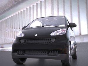 smart car obj