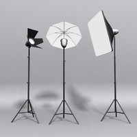 Stand and Studio Lights