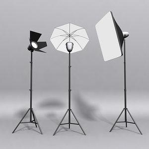 studio light 3ds
