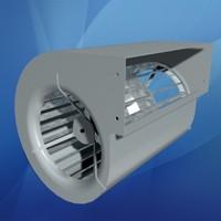 3d centrifugal fan