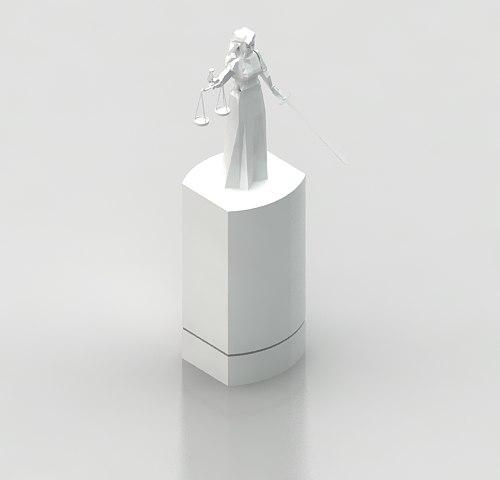 3ds max statue