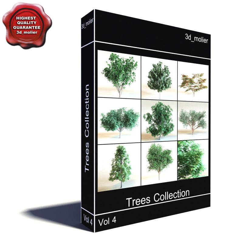 trees vol4 3d model