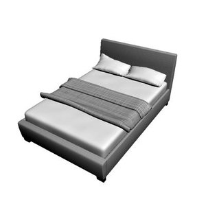 kingsize bed 3ds