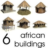 6african buildings