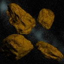 4 asteroids