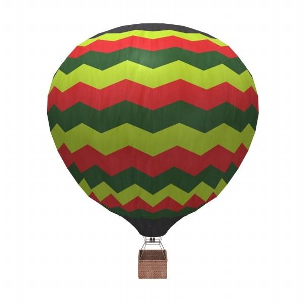 maya hot air balloon