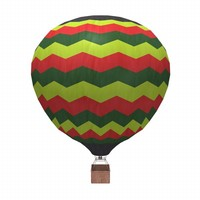 maya hot air balloon