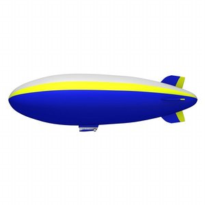 3ds blimp