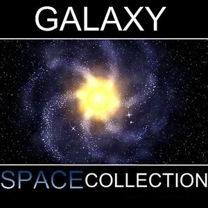3d max spiral galaxy