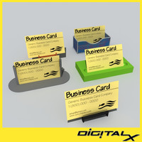 3ds business card holders