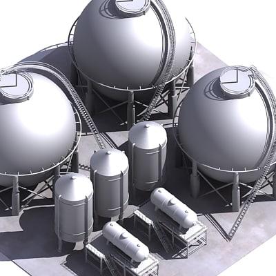max gas storage