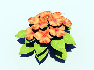 3ds max flowers cutout
