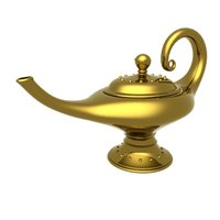 max magic lamp