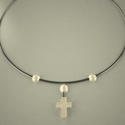 3d model neck necklace