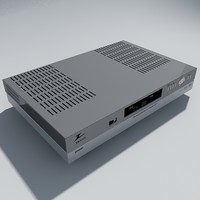 3ds max hd receiver