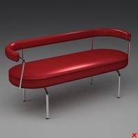 bench dxf