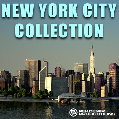 max new york city buildings