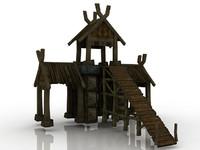 3d 3ds castle games